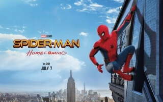 SPIDER-MAN: HOMECOMING (12A)