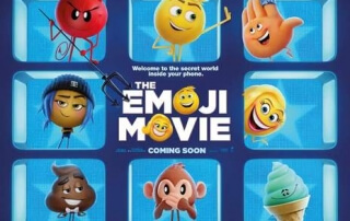 THE EMOJI MOVIE (U)