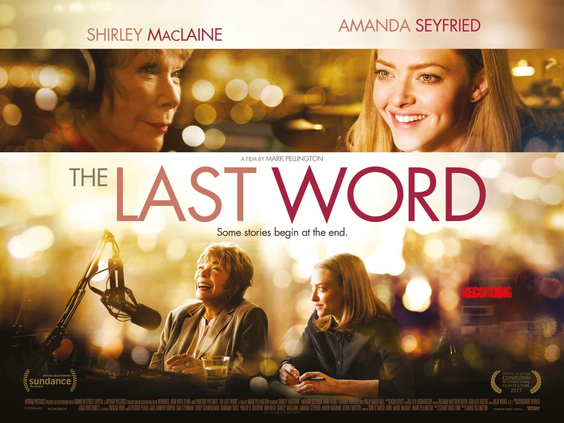 Film Feeder The Last Word (Review) - Film Feeder