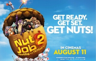THE NUT JOB 2: NUTTY BY NATURE (U)