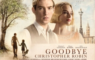 GOODBYE CHRISTOPHER ROBIN (PG)