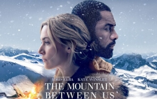 THE MOUNTAIN BETWEEN US (12A)