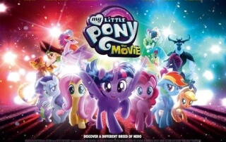 MY LITTLE PONY: THE MOVIE (U)