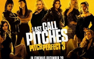 PITCH PERFECT 3 (12A)