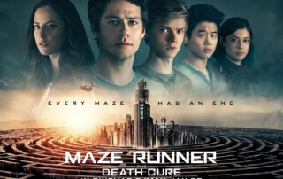 MAZE RUNNER: THE DEATH CURE (12A)