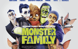 MONSTER FAMILY (PG)