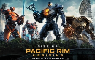 PACIFIC RIM: UPRISING (12A)