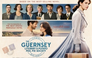 THE GUERNSEY LITERARY AND POTATO PEEL PIE SOCIETY (12A)