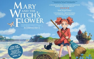 MARY AND THE WITCH'S FLOWER (U)