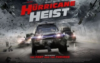 THE HURRICANE HEIST (12A)