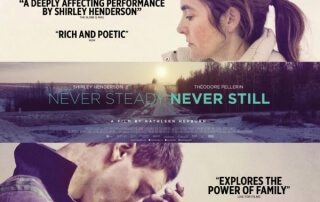 NEVER STEADY, NEVER STILL (15)