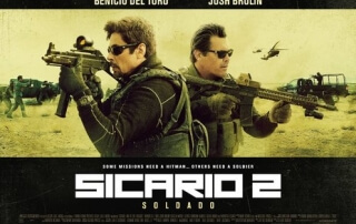 Sicario 2: Soldado (Review)