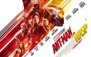 ANT-MAN AND THE WASP (12A)