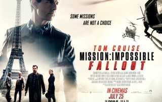 MISSION: IMPOSSIBLE – FALLOUT (12A)