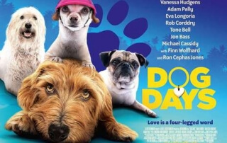 Dog Days (Review)