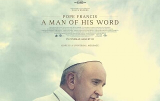 POPE FRANCIS: A MAN OF HIS WORD (PG)