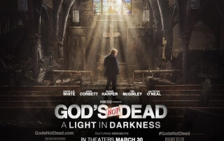 GOD'S NOT DEAD: A LIGHT IN DARKNESS (PG)