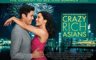 CRAZY RICH ASIANS (12A)