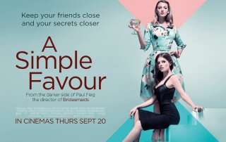A Simple Favour (Review)