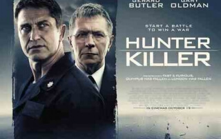 HUNTER KILLER (15)