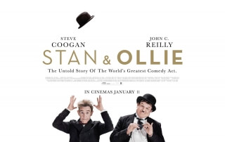 Stan & Ollie (BFI London Film Festival Review)