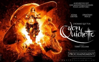 The Man Who Killed Don Quixote (BFI London Film Festival Review)