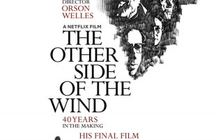THE OTHER SIDE OF THE WIND (12A)