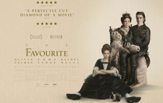 The Favourite (Review #2)