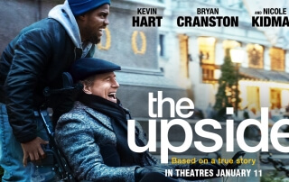 THE UPSIDE (12A)