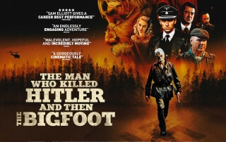 The Man Who Killed Hitler And Then The Bigfoot (Review)