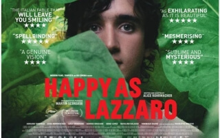 HAPPY AS LAZZARO (12A)