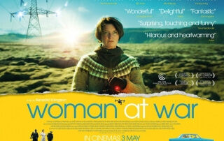 WOMAN AT WAR (12A)