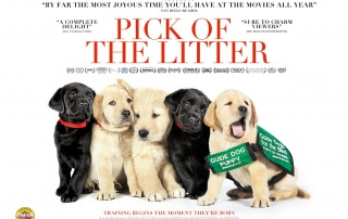 PICK OF THE LITTER (PG)