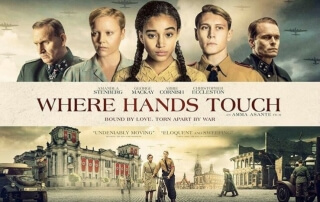 Where Hands Touch (Review)