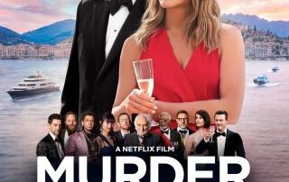 MURDER MYSTERY (12A)