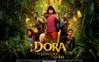 Dora and the Lost City of Gold (Review)