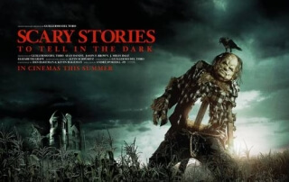 Scary Stories To Tell In The Dark (Review)