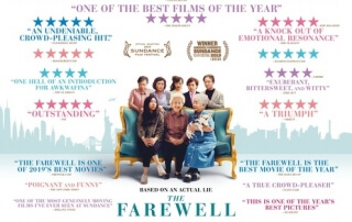 THE FAREWELL (PG)