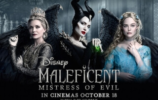Maleficent: Mistress of Evil (Review)