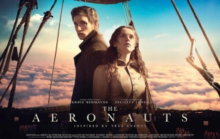 The Aeronauts (BFI London Film Festival Review)