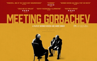MEETING GORBACHEV (PG)