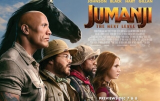 Jumanji: The Next Level (Review)