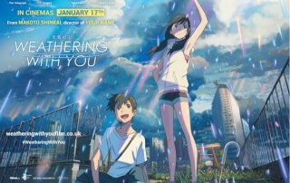 WEATHERING WITH YOU (12A)