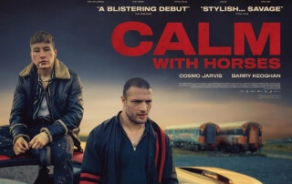 Calm With Horses (Review)