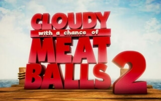 Cloudy with a Chance of Meatballs 2 (Review)
