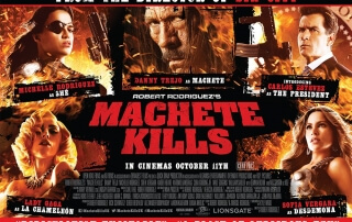 Machete Kills (Review)