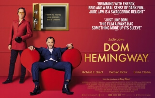 Dom Hemingway (Review)