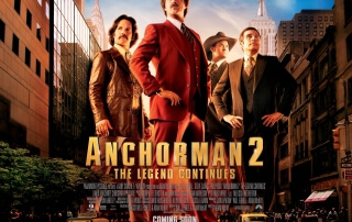 ANCHORMAN 2: THE LEGEND CONTINUES (15)