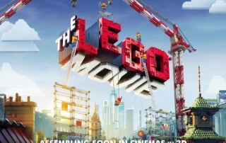 THE LEGO MOVIE (U)