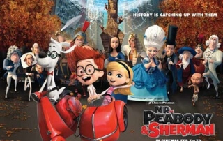 Mr. Peabody & Sherman (Review)